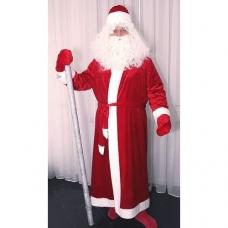 Дед Мороз красный