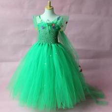 Зеленое платье (Ёлочка)
