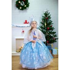 Снежная Королева голубая
