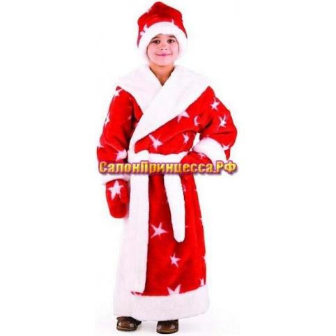 Дед Мороз Мех