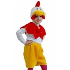 Петушок с красной пелеринкой
