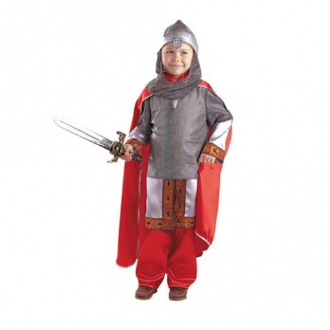 Богатырь (+меч и сапоги)