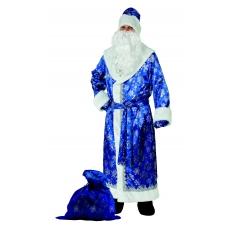 Дед Мороз синий