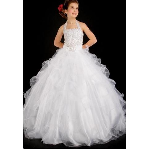 Бальное платье подростковое «Елена»