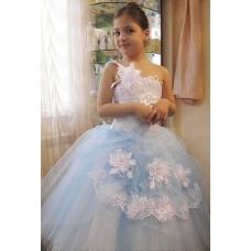 Выпускное платье для д/с «Инесса»