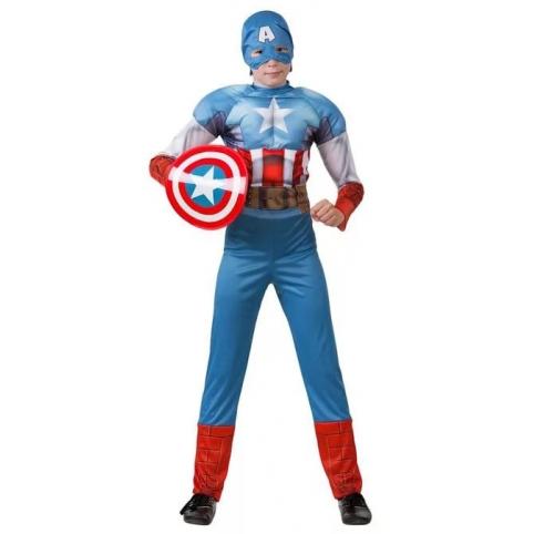 Капитан Америка. Мстители (новый - первый прокат)