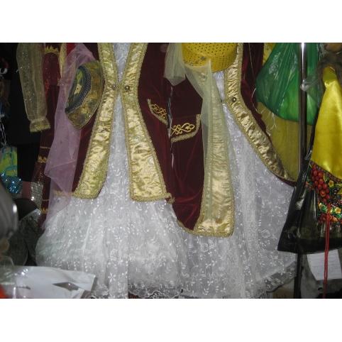 Кавказский национальный костюм для девочки