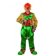 Клоун Кеша желто-зеленый (новый - первый прокат)