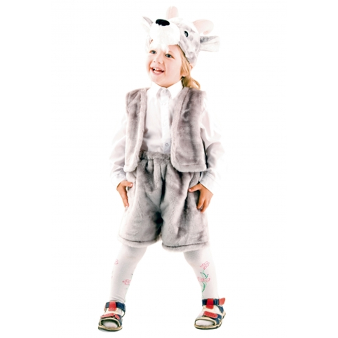 Козлик серый
