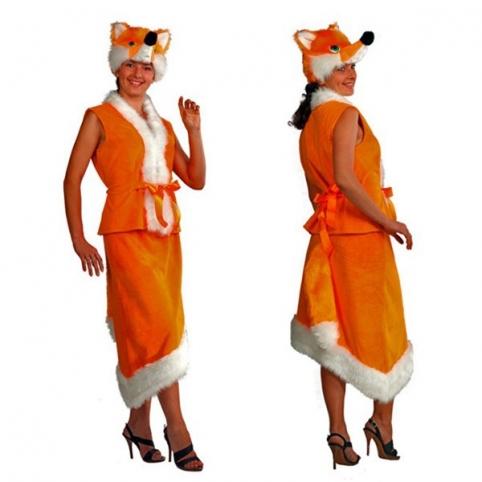Лиса, женский костюм