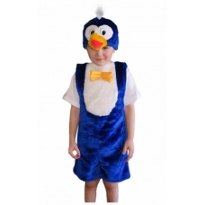 Пингвин синий