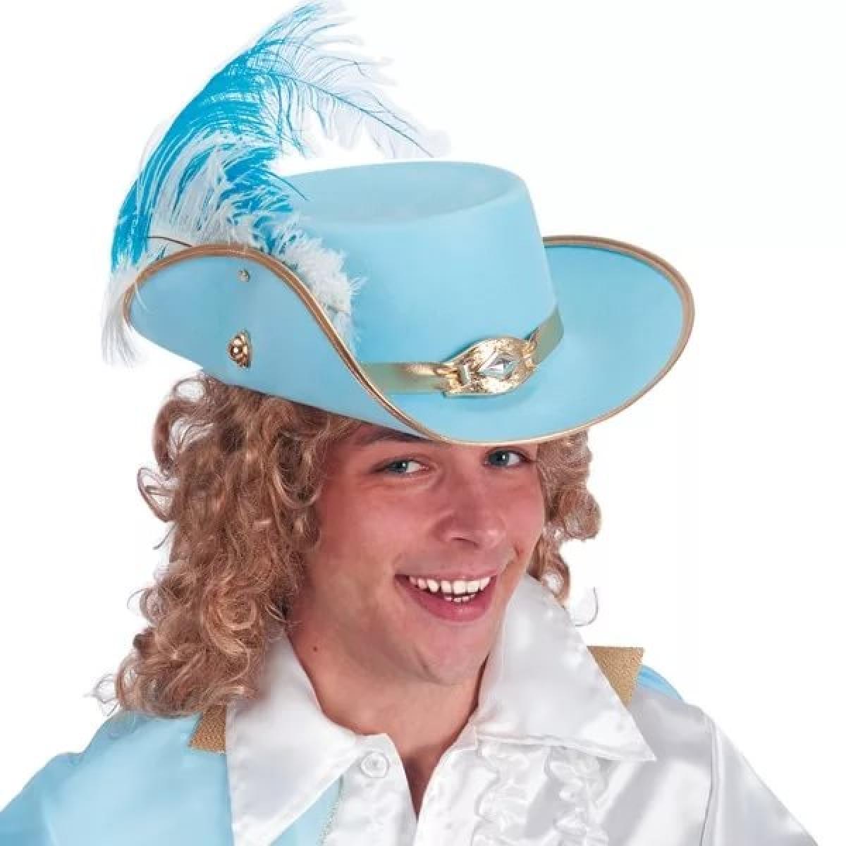 Шляпа с перьями своими руками 943