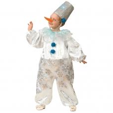 Снеговик Снежок (новый)