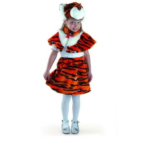 Тигрица-девочка