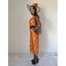 Ведьма оранжевая