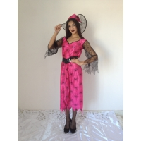 Ведьма розовая