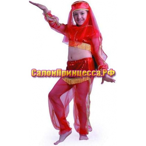Жасмин красная