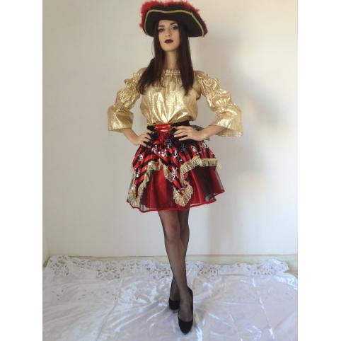 Абигейл, пиратка золотая